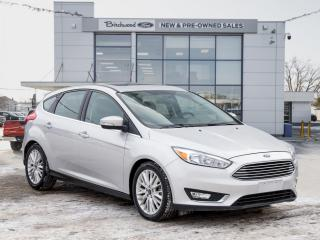 Used 2018 Ford Focus Titanium HEATED SEATS | SYNC for sale in Winnipeg, MB