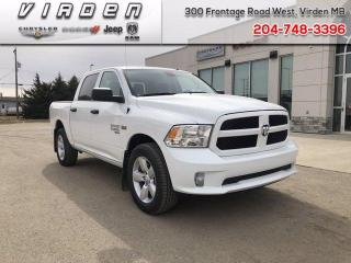 New 2021 RAM 1500 Classic Express for sale in Virden, MB