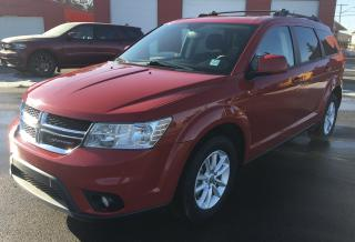 Used 2015 Dodge Journey SXT for sale in Meadow Lake, SK