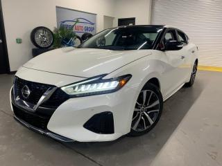 Used 2020 Nissan Maxima for sale in London, ON