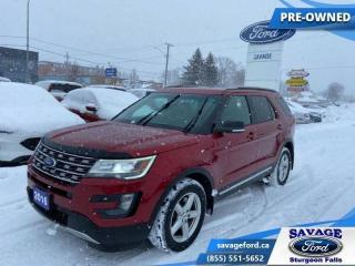 Used 2016 Ford Explorer XLT  - Navigation - $157 B/W for sale in Sturgeon Falls, ON