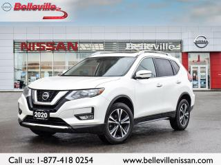 Used 2020 Nissan Rogue SV AWD,SUNROOF,NAVIGATION, REMOTE START,POWER SEAT for sale in Belleville, ON