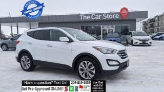 Used 2016 Hyundai Santa Fe Sport AWD 2.0T Limited Navi Blind Spot Leather Sunroof for sale in Winnipeg, MB