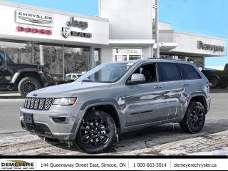 New 2021 Jeep Grand Cherokee ALTITUDE | SUNROOF | PLUS $750 BONUS CASH OFF for sale in Simcoe, ON