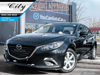 Used 2016 Mazda MAZDA3 GX WITH COMFORT for sale in Halifax, NS