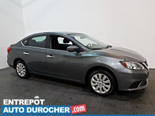 Used 2017 Nissan Sentra S AIR CLIMATISÉ - BLUETOOTH - GROUPE ÉLECTRIQUE for sale in Laval, QC