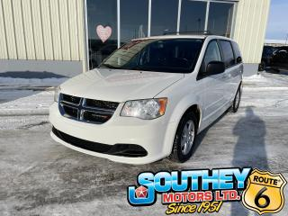 Used 2012 Dodge Grand Caravan SE/SXT for sale in Southey, SK