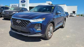 Used 2019 Hyundai Santa Fe Luxury - AWD, HEAT/COOL LEATHER, MOON ROOF for sale in Kingston, ON