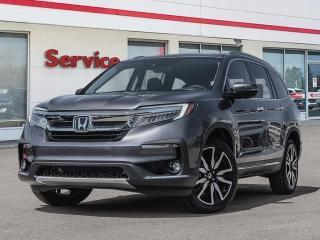 New 2021 Honda Pilot Touring 7 Passenger for sale in Brandon, MB