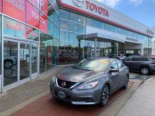 Used 2018 Nissan Altima 2.5 SV for sale in Surrey, BC