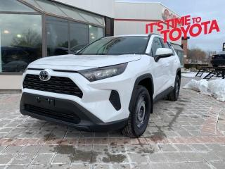 New 2021 Toyota RAV4 RAV4 FWD LE RAV4 LE FWD|APX 00 for sale in Mississauga, ON