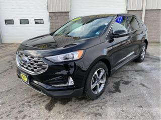 Used 2020 Ford Edge SEL AWD with Co-Pilot Assist for sale in Kentville, NS