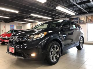 Used 2019 Honda CR-V EX-L -  Leather - Sunroof - Rear Camera - LOW KMS! for sale in Mississauga, ON