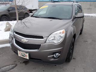 Used 2010 Chevrolet Equinox LT for sale in Windsor, ON