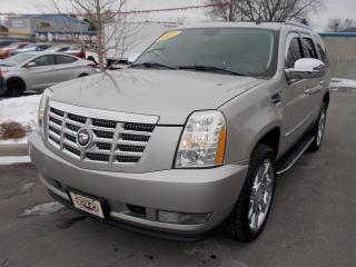 Used 2007 Cadillac Escalade Base for sale in Windsor, ON