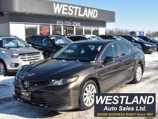 Used 2019 Toyota Camry LE for sale in Pembroke, ON