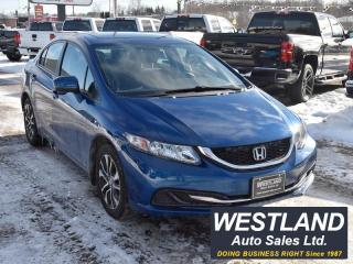 Used 2015 Honda Civic EX for sale in Pembroke, ON