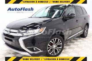Used 2016 Mitsubishi Outlander SE* AWD* V6 *7-PASS *TOIT-OUVRANT/SUNROOF* for sale in Saint-Hubert, QC