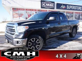 Used 2016 Toyota Tundra SR5  CAM PARK-SENS P/SEAT BUCKETS 18-AL for sale in St. Catharines, ON