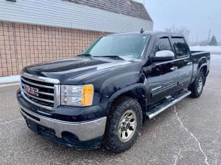 Used 2012 GMC Sierra 1500 SL | 4X4 | CREWCAB | for sale in Barrie, ON