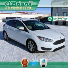Used 2016 Ford Focus SE for sale in Saskatoon, SK