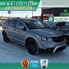 Used 2018 Dodge Journey Crossroad for sale in Saskatoon, SK