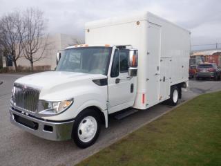 Used 2013 International TerraStar Cube Van 14 foot 3 Seater Diesel for sale in Burnaby, BC