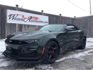 Used 2020 Chevrolet Camaro 2SS for sale in Stittsville, ON