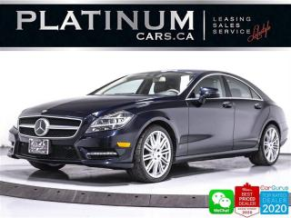 Used 2014 Mercedes-Benz CLS-Class CLS550 4MATIC, AMG, DISTRONIC, AMG PKG, NAV,HEATED for sale in Toronto, ON