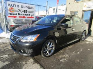 Used 2014 Nissan Sentra Berline 4 portes CVT SR for sale in Montréal, QC
