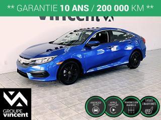 Used 2018 Honda Civic LX ** GARANTIE 10 ANS ** Une voiture récente, à bas prix! for sale in Shawinigan, QC
