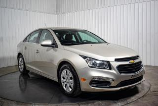 Used 2015 Chevrolet Cruze LT A/C BLUETOOTH CAMERA DE RECUL for sale in St-Hubert, QC
