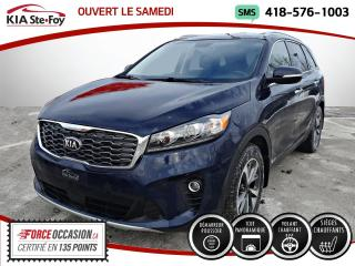 Used 2020 Kia Sorento EX V6 TI for sale in Québec, QC