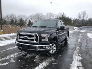 Used 2017 Ford F-150 XLT EXT CAB 4WD for sale in Cayuga, ON