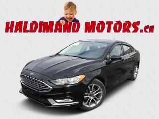 Used 2017 Ford Fusion SE for sale in Cayuga, ON