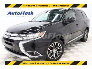 Used 2016 Mitsubishi Outlander SE* AWD* V6 *7-PASS *TOIT-OUVRANT/SUNROOF* for sale in St-Hubert, QC