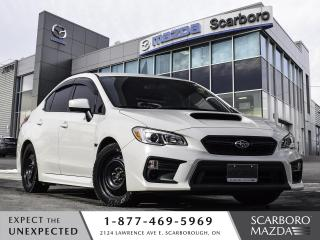 Used 2019 Subaru WRX LOW LOW KM 2 SET OF TIRES CLEAN CARFAX for sale in Scarborough, ON