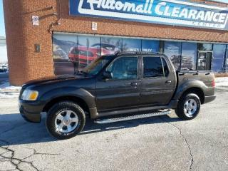 Used 2005 Ford Explorer for sale in Mississauga, ON