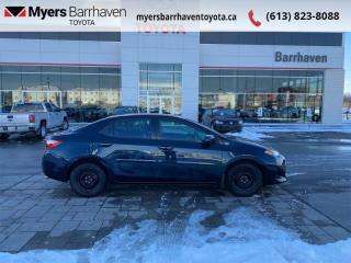 Used 2017 Toyota Corolla LE  - Heated Seats -  Bluetooth - $95 B/W for sale in Ottawa, ON