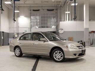 Used 2005 Honda Civic 4dr LX-G Auto for sale in New Westminster, BC