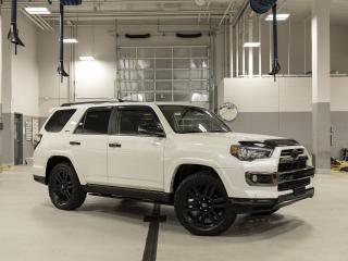 Used 2020 Toyota 4Runner NIGHTSHADE 7 PASSENGER for sale in New Westminster, BC