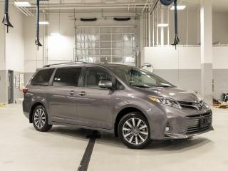 Used 2020 Toyota Sienna XLE LIMITED AWD **CUIR+TOIT+NAVI+DVD** for sale in New Westminster, BC