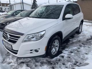 Used 2010 Volkswagen Tiguan 4 portes, boîte automatique, Trendline for sale in Pointe-Aux-Trembles, QC