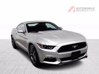 Used 2017 Ford Mustang V6 MANUEL A/C MAGS for sale in Île-Perrot, QC