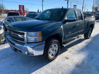 Used 2013 Chevrolet Silverado 1500 LT for sale in Peterborough, ON