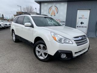 Used 2014 Subaru Outback ***2.5i,PREMIUM ,AWD,AUTOMATIQUE,TOIT*** for sale in Longueuil, QC