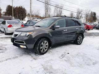 Used 2010 Acura MDX w/Advance and Ent. Pkg for sale in Madoc, ON