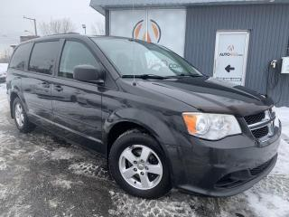 Used 2012 Dodge Grand Caravan ***SXT,STOW&GO,MAGS.A/C,BAS KILO*** for sale in Longueuil, QC