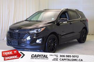 Used 2020 Chevrolet Equinox LT AWD*LEATHER*SUNROOF*NAV* for sale in Regina, SK