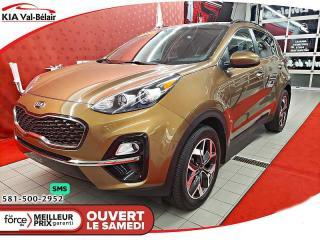 Used 2020 Kia Sportage *EX*SIEGE ET VOLANT CHAUFFANT*CRUISE*AI for sale in Québec, QC